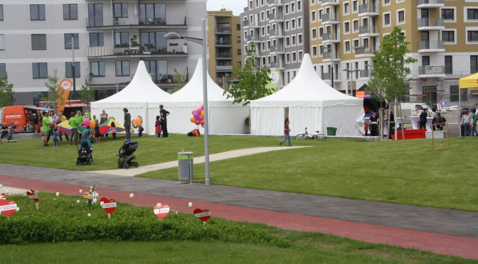 Eröffnung Hannah-Arendt-Park