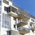 B.R.O.T. Aspern (© Daniel Nuderscher) Fassade/Balkone